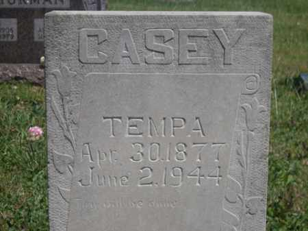 CASEY, TEMPA - Boone County, Arkansas | TEMPA CASEY - Arkansas Gravestone Photos