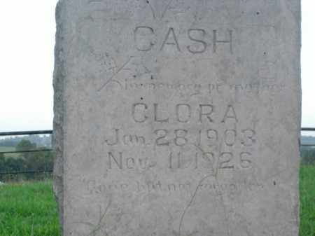 CASH, CLORA - Boone County, Arkansas | CLORA CASH - Arkansas Gravestone Photos