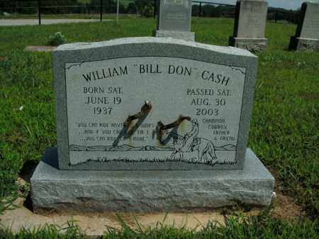 CASH, WILLIAM - Boone County, Arkansas | WILLIAM CASH - Arkansas Gravestone Photos