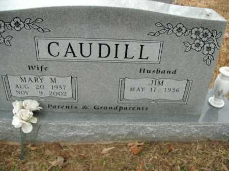CAUDILL, MARY M. - Boone County, Arkansas | MARY M. CAUDILL - Arkansas Gravestone Photos