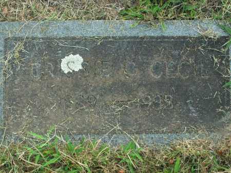 CECIL, CRISSIE C. - Boone County, Arkansas | CRISSIE C. CECIL - Arkansas Gravestone Photos