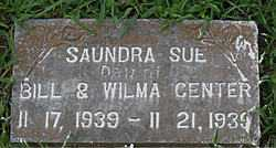 CENTER, SANDRA SUE - Boone County, Arkansas | SANDRA SUE CENTER - Arkansas Gravestone Photos