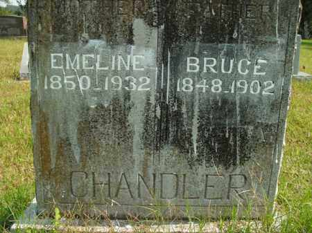 CHANDLER, LOUISA EMELINE - Boone County, Arkansas | LOUISA EMELINE CHANDLER - Arkansas Gravestone Photos