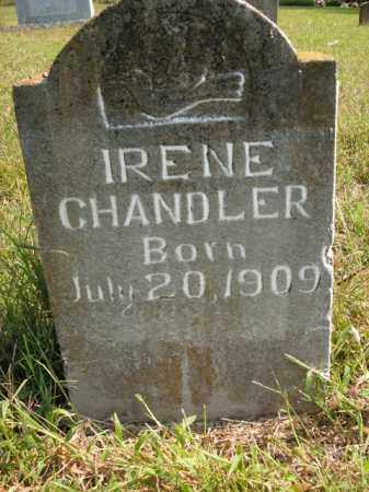 CHANDLER, IRENE - Boone County, Arkansas | IRENE CHANDLER - Arkansas Gravestone Photos