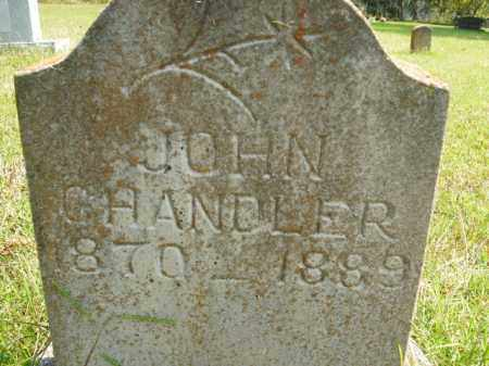 CHANDLER, JOHN - Boone County, Arkansas | JOHN CHANDLER - Arkansas Gravestone Photos