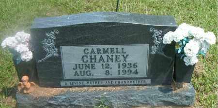 CHANEY, CARMELL - Boone County, Arkansas | CARMELL CHANEY - Arkansas Gravestone Photos