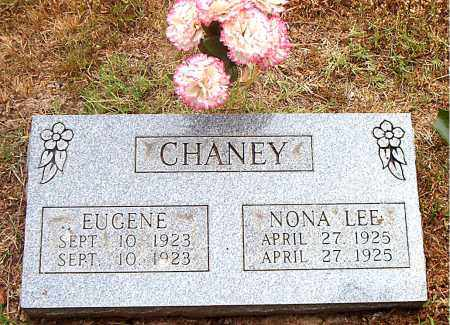 CHANEY, EUGENE - Boone County, Arkansas | EUGENE CHANEY - Arkansas Gravestone Photos