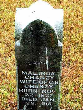 CHANEY, MALINDA - Boone County, Arkansas | MALINDA CHANEY - Arkansas Gravestone Photos