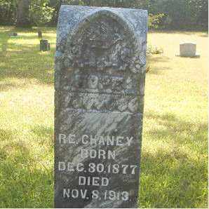 CHANEY, R. E. - Boone County, Arkansas | R. E. CHANEY - Arkansas Gravestone Photos