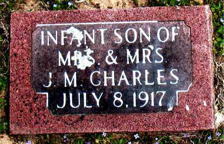 CHARLES, INFANT SON - Boone County, Arkansas | INFANT SON CHARLES - Arkansas Gravestone Photos