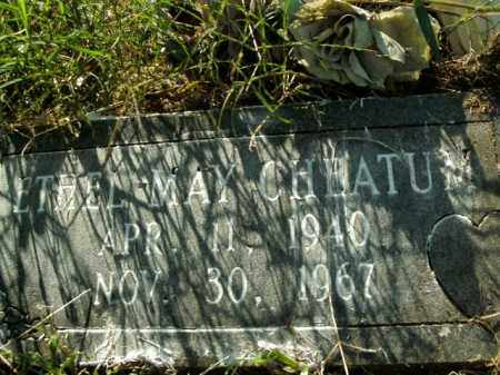 CHEATUM, ETHEL MAY - Boone County, Arkansas | ETHEL MAY CHEATUM - Arkansas Gravestone Photos