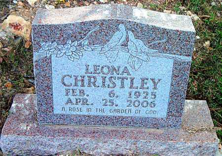 CHRISTLEY, LEONA MAY - Boone County, Arkansas | LEONA MAY CHRISTLEY - Arkansas Gravestone Photos
