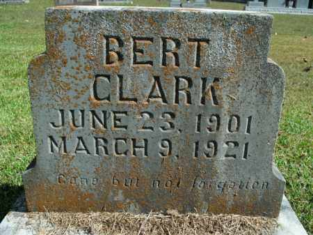 CLARK, BERT - Boone County, Arkansas | BERT CLARK - Arkansas Gravestone Photos