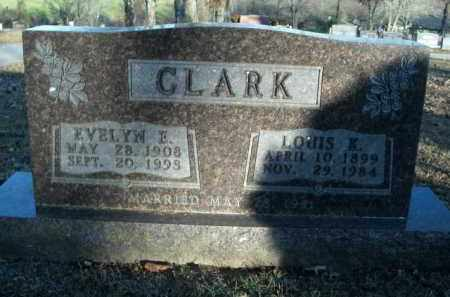 CLARK, LOUIS K. - Boone County, Arkansas | LOUIS K. CLARK - Arkansas Gravestone Photos