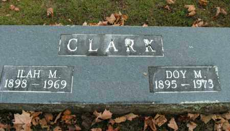 CLARK, DOY M. - Boone County, Arkansas | DOY M. CLARK - Arkansas Gravestone Photos