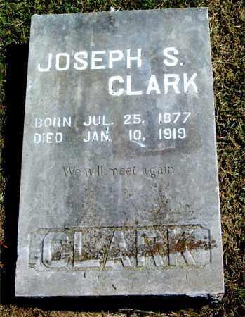 CLARK, JOSEPH  S. - Boone County, Arkansas | JOSEPH  S. CLARK - Arkansas Gravestone Photos