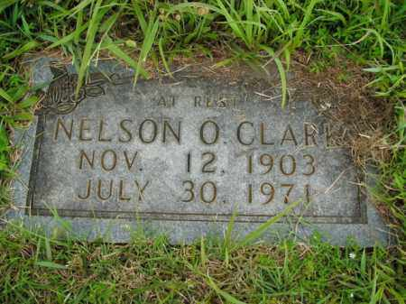 CLARK, NELSON O. - Boone County, Arkansas | NELSON O. CLARK - Arkansas Gravestone Photos