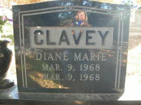 CLAVEY, DIANE MARIE - Boone County, Arkansas | DIANE MARIE CLAVEY - Arkansas Gravestone Photos