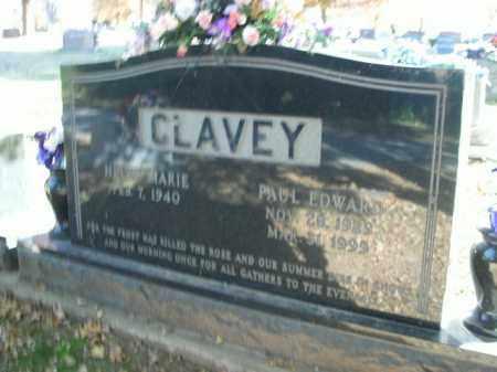 CLAVEY, PAUL EDWARD - Boone County, Arkansas   PAUL EDWARD CLAVEY - Arkansas Gravestone Photos