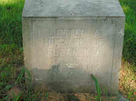 CLOUGH, LESTER A. - Boone County, Arkansas | LESTER A. CLOUGH - Arkansas Gravestone Photos