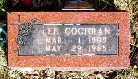 COCHRAN, LEE - Boone County, Arkansas | LEE COCHRAN - Arkansas Gravestone Photos