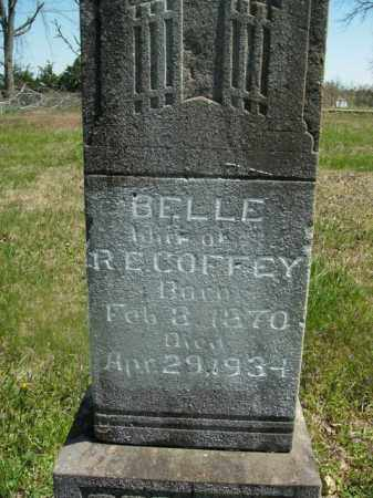 COFFEY, BELLE - Boone County, Arkansas | BELLE COFFEY - Arkansas Gravestone Photos