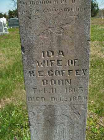 COFFEY, IDA - Boone County, Arkansas | IDA COFFEY - Arkansas Gravestone Photos