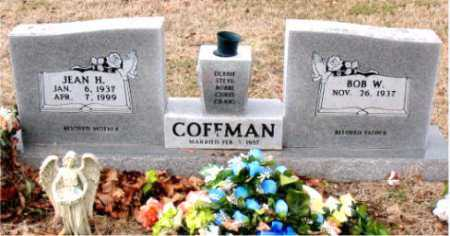 COFFMAN, JEAN  H. - Boone County, Arkansas | JEAN  H. COFFMAN - Arkansas Gravestone Photos