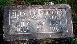 COLLINS, BILLY JOE - Boone County, Arkansas | BILLY JOE COLLINS - Arkansas Gravestone Photos