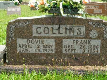 COLLINS, FRANK - Boone County, Arkansas | FRANK COLLINS - Arkansas Gravestone Photos