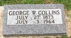 COLLINS, GEORGE W. - Boone County, Arkansas | GEORGE W. COLLINS - Arkansas Gravestone Photos