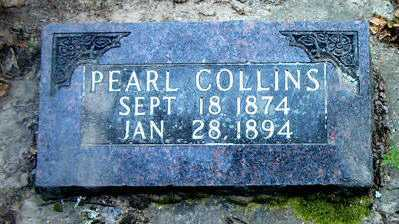 COLLINS, PEARL - Boone County, Arkansas | PEARL COLLINS - Arkansas Gravestone Photos