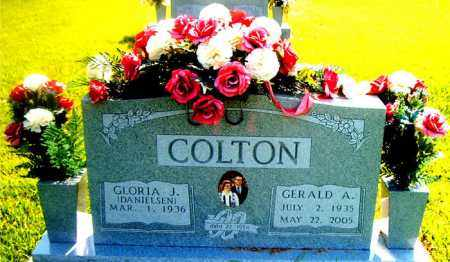 COLTON, GERALD  A. - Boone County, Arkansas | GERALD  A. COLTON - Arkansas Gravestone Photos