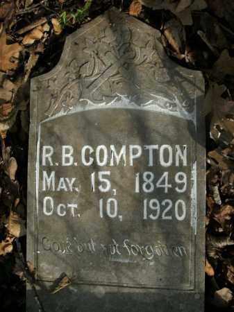 COMPTON, R.B. - Boone County, Arkansas | R.B. COMPTON - Arkansas Gravestone Photos