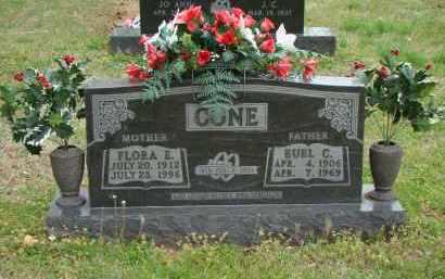 CONE, EUEL C. - Boone County, Arkansas | EUEL C. CONE - Arkansas Gravestone Photos