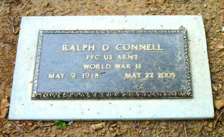 CONNELL  (VETERAN WWII), RALPH D - Boone County, Arkansas | RALPH D CONNELL  (VETERAN WWII) - Arkansas Gravestone Photos