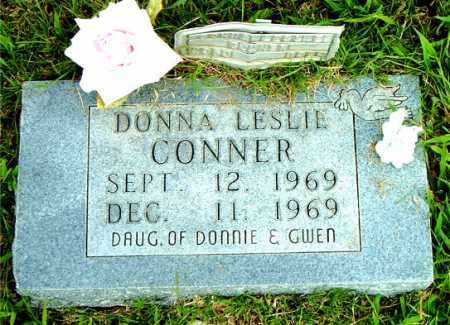CONNER, DONNA LESLIE - Boone County, Arkansas | DONNA LESLIE CONNER - Arkansas Gravestone Photos