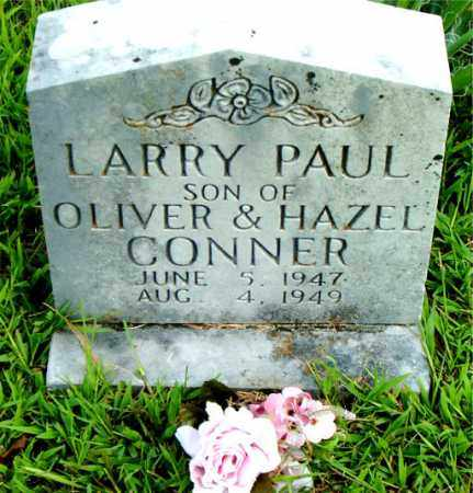 CONNER, LARRY PAUL - Boone County, Arkansas | LARRY PAUL CONNER - Arkansas Gravestone Photos