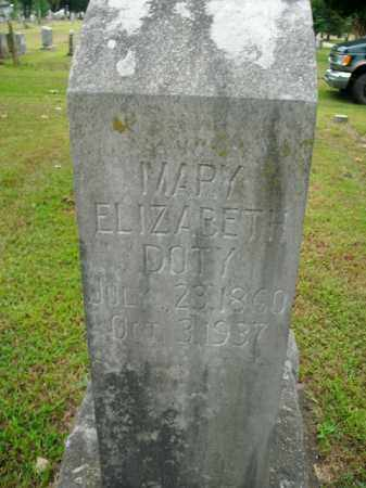CONNERLEY, MARY ELIZABETH DOTY - Boone County, Arkansas | MARY ELIZABETH DOTY CONNERLEY - Arkansas Gravestone Photos