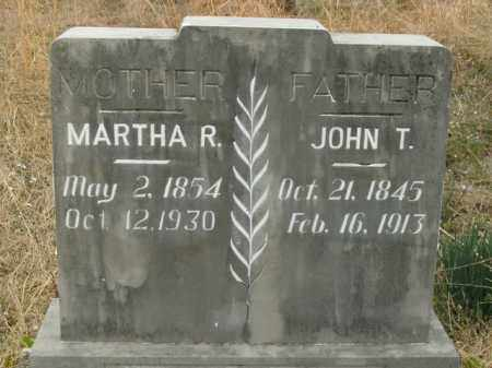 COOK, MARTHA R. - Boone County, Arkansas | MARTHA R. COOK - Arkansas Gravestone Photos