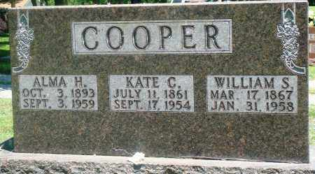 COOPER, WILLIAM SILAS - Boone County, Arkansas | WILLIAM SILAS COOPER - Arkansas Gravestone Photos