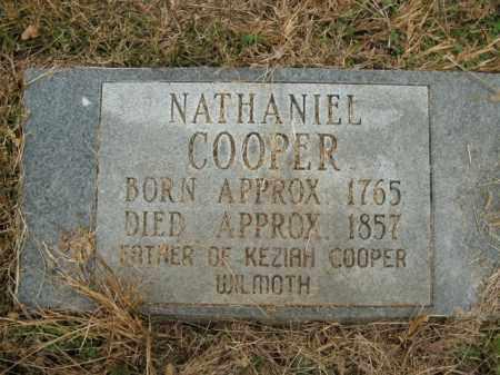 COOPER, NATHANIEL - Boone County, Arkansas | NATHANIEL COOPER - Arkansas Gravestone Photos