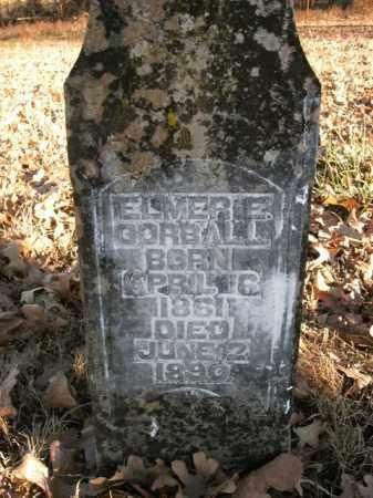 CORBALL, ELMER E. - Boone County, Arkansas | ELMER E. CORBALL - Arkansas Gravestone Photos