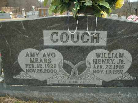 COUCH, AMY AVO - Boone County, Arkansas | AMY AVO COUCH - Arkansas Gravestone Photos
