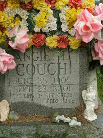 COUCH, ANGIE H. - Boone County, Arkansas | ANGIE H. COUCH - Arkansas Gravestone Photos