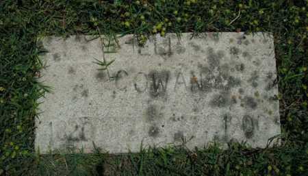 COWAN, ELI - Boone County, Arkansas | ELI COWAN - Arkansas Gravestone Photos