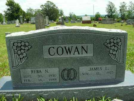 CLARK COWAN, REBA NELL - Boone County, Arkansas | REBA NELL CLARK COWAN - Arkansas Gravestone Photos