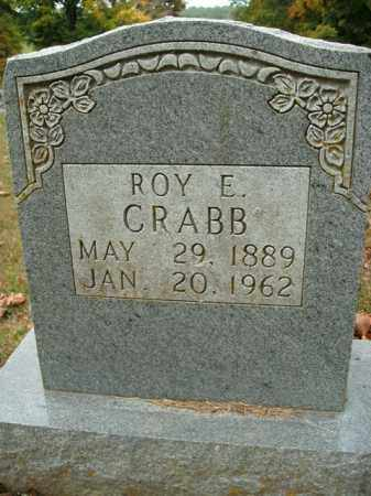 CRABB, ROY E. - Boone County, Arkansas | ROY E. CRABB - Arkansas Gravestone Photos