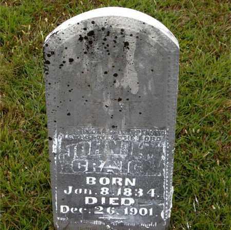 CRAIG, JOHN - Boone County, Arkansas | JOHN CRAIG - Arkansas Gravestone Photos