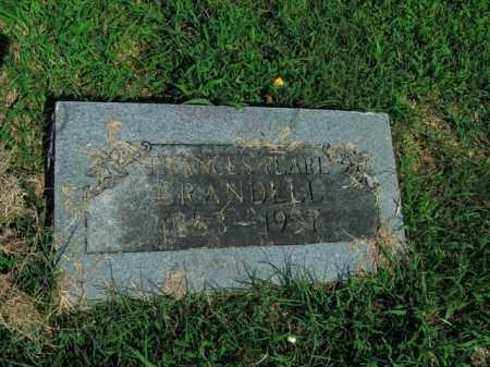 CRANDELL, FRANCES PEARL - Boone County, Arkansas | FRANCES PEARL CRANDELL - Arkansas Gravestone Photos
